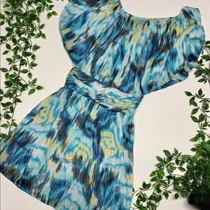 BCBG WaterColor Dress (2)